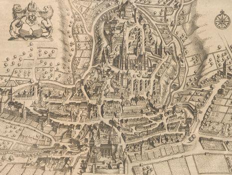 Lausanne, ville de la Suisse, Johann Jakob Scheuchzer: Ouresiphoites Helveticus