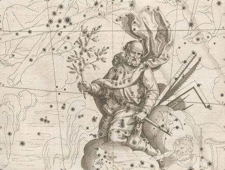 [Orion], Julius Schiller: Coelum stellatum christianum