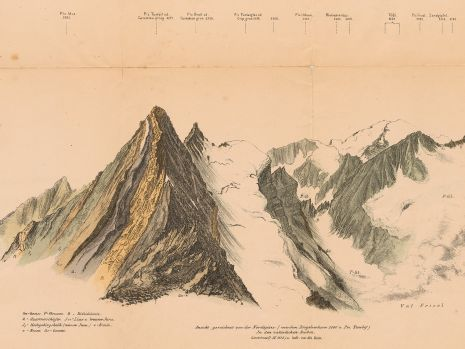 Carte géologique du Département de La Réunion 1:100 000, Carte géologique du Département de La Réunion 1:100 000