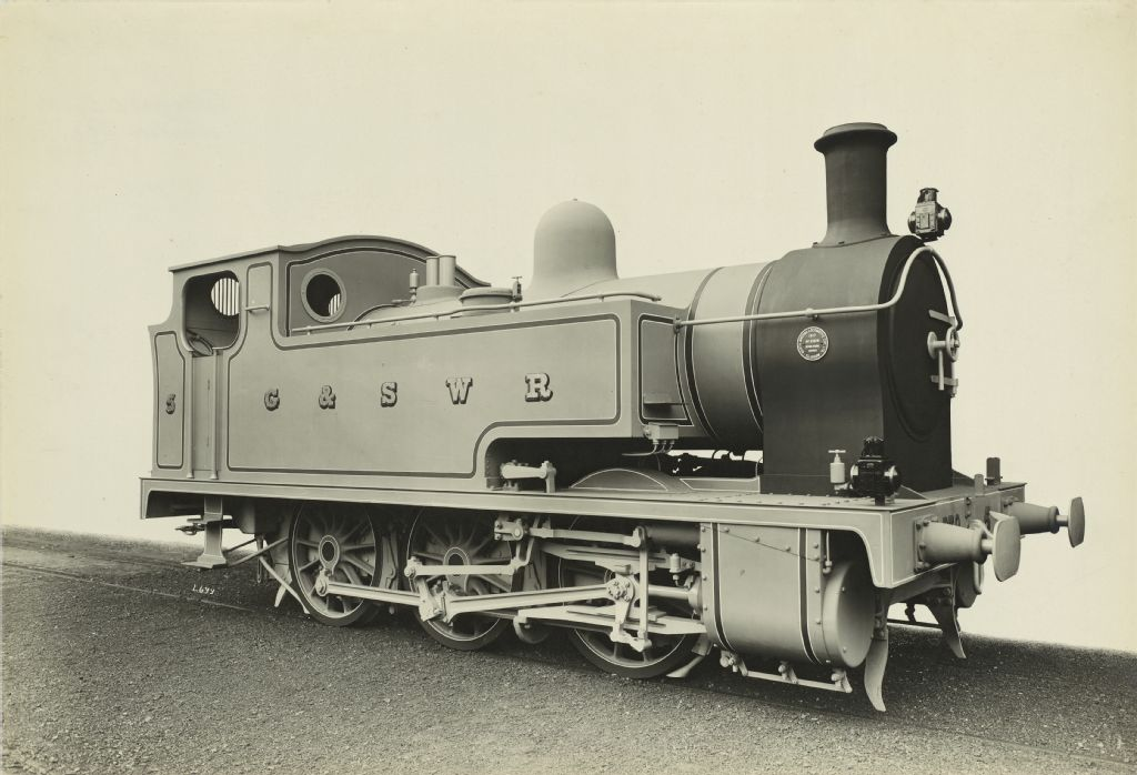 North British Locomotive Company Glasgow (NBL), Glasgow and South Western Railway (G&SWR) 5