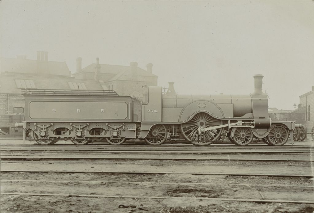 Doncaster Railway Works, Great Northern Railway (GNR) 776