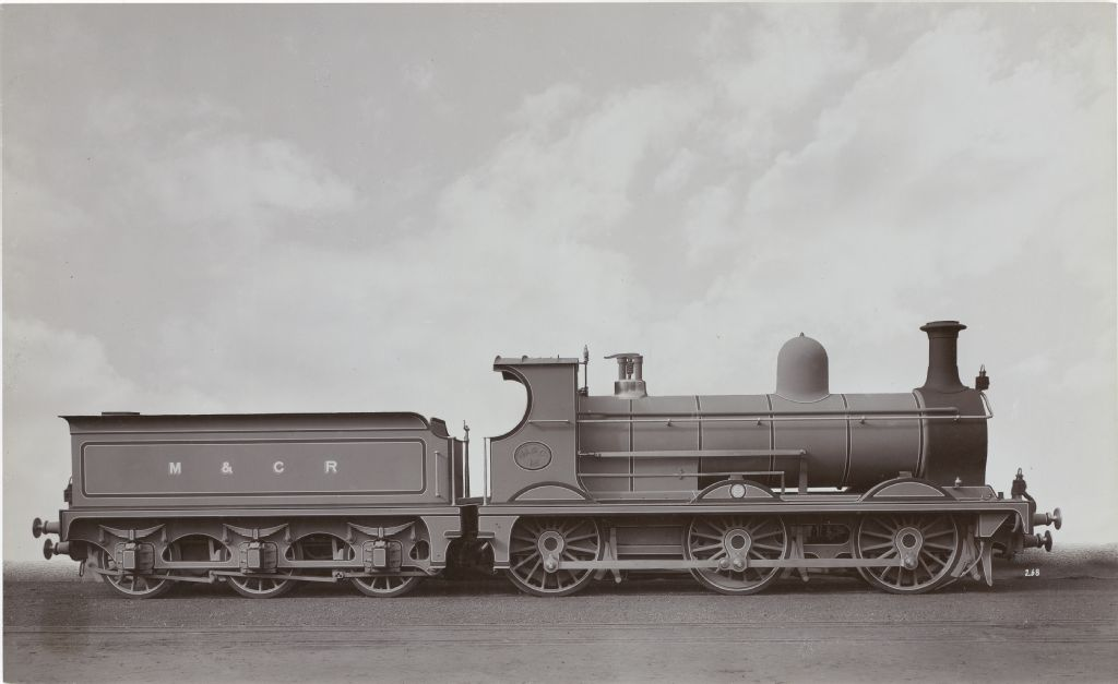 North British Locomotive Company Glasgow (NBL) L268, Maryport & Carlisle Railway 18