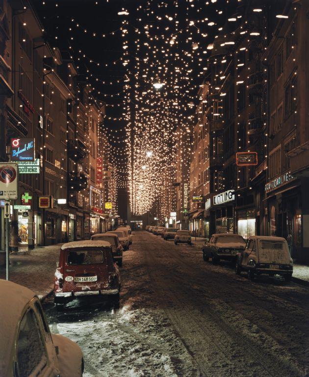 Zürich Weihnachtsbeleuchtung.Eth Zürich Eth Bibliothek E Pics Ethbib Bildarchiv Com Bc24